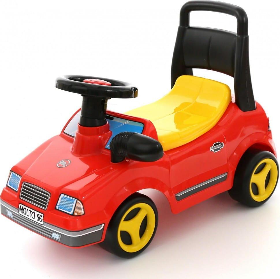 Каталка-автомобиль Molto 7994_PLS Вихрь