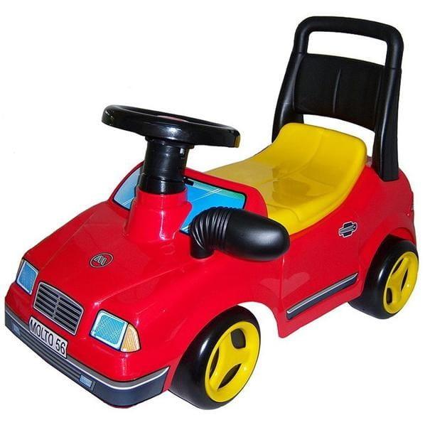 Каталка-автомобиль Molto Вихрь 2