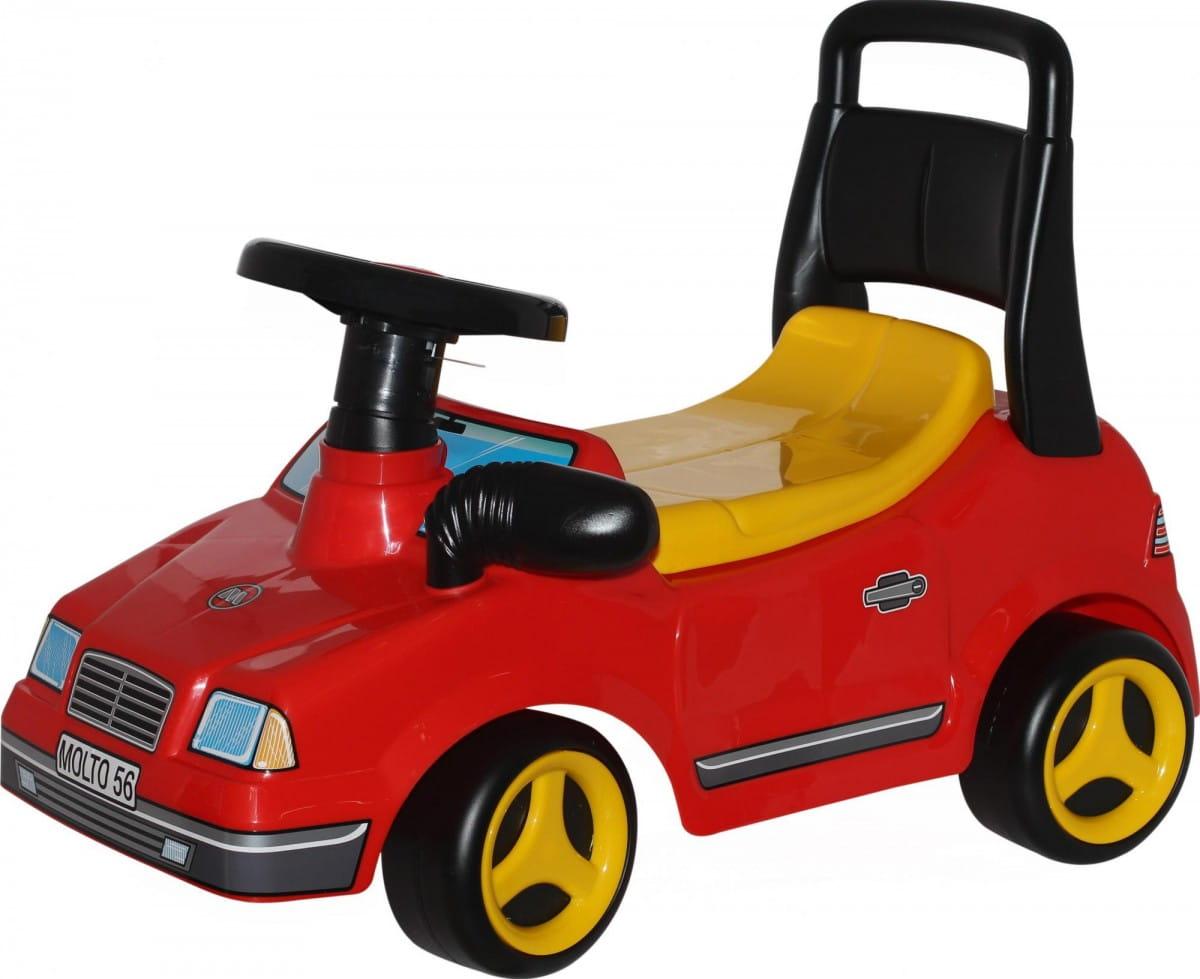 Каталка-автомобиль Molto 9233_PLS Вихрь 2