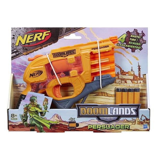 Бластер Nerf Doomlands Думлэндс Убеждение (Hasbro)