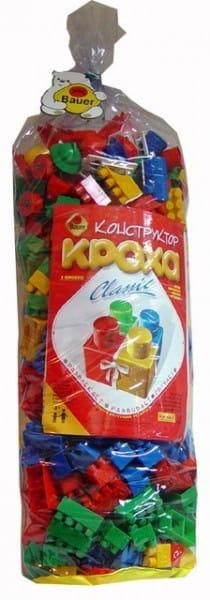 Конструктор Кроха Classik - 501 деталь