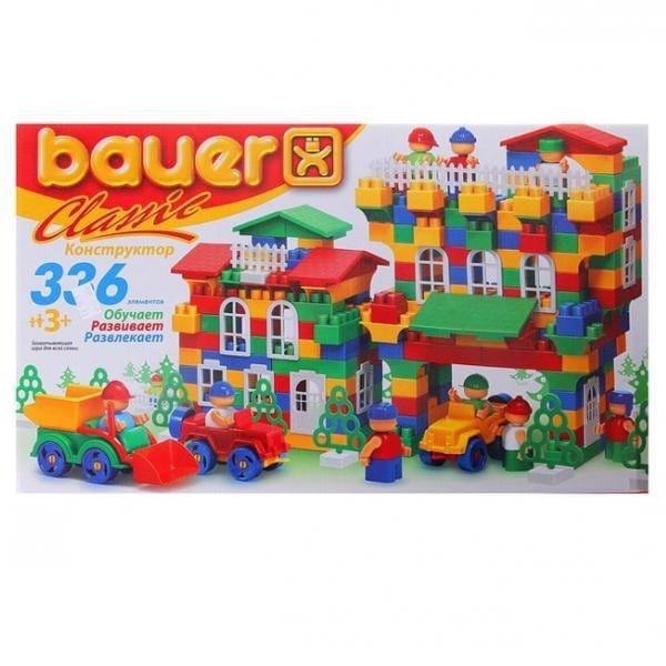 Конструктор Bauer Classik New - 336 деталей