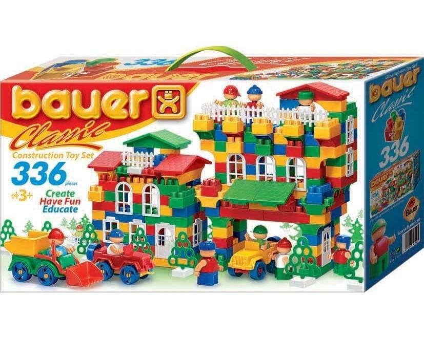 Конструктор Bauer 199b Classik New - 336 деталей