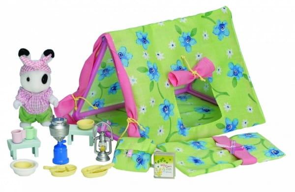 Купить Игровой набор Sylvanian Families Идем в поход в интернет магазине игрушек и детских товаров