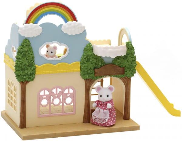 Купить Игровой набор Sylvanian Families Разноцветный детский сад в интернет магазине игрушек и детских товаров