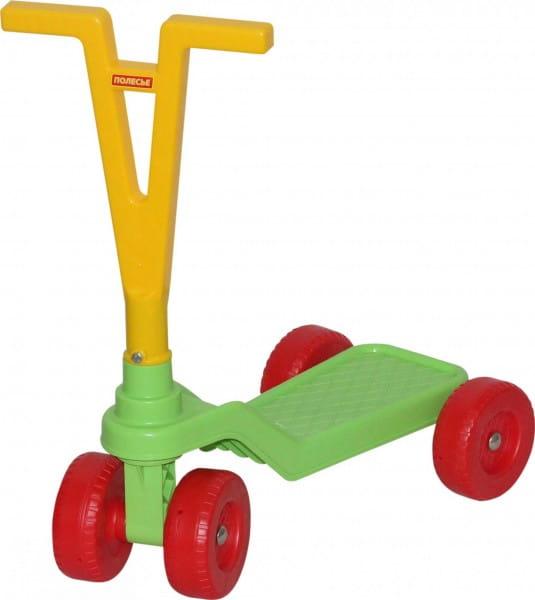Детский самокат Полесье 56085_PLS - четырехколесный