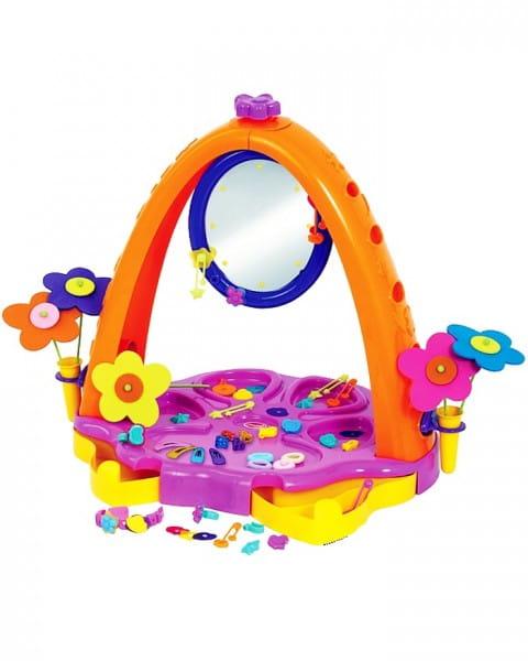 Купить Туалетный столик Polesie Юная принцесса в интернет магазине игрушек и детских товаров
