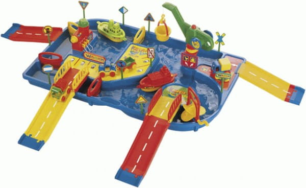 Игровой набор Wader Водный мир 2