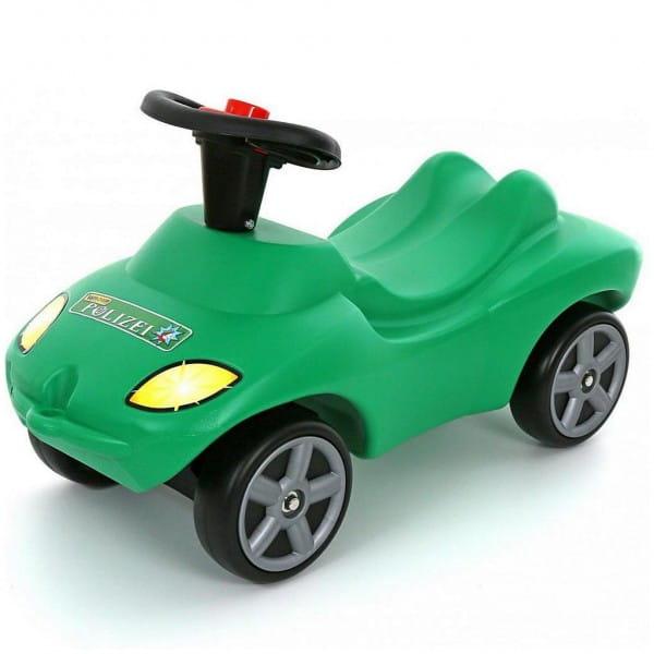 Каталка-автомобиль Wader Полиция (со звуковым сигналом)