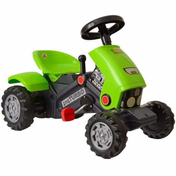 Каталка Wader Педальный трактор Turbo-2