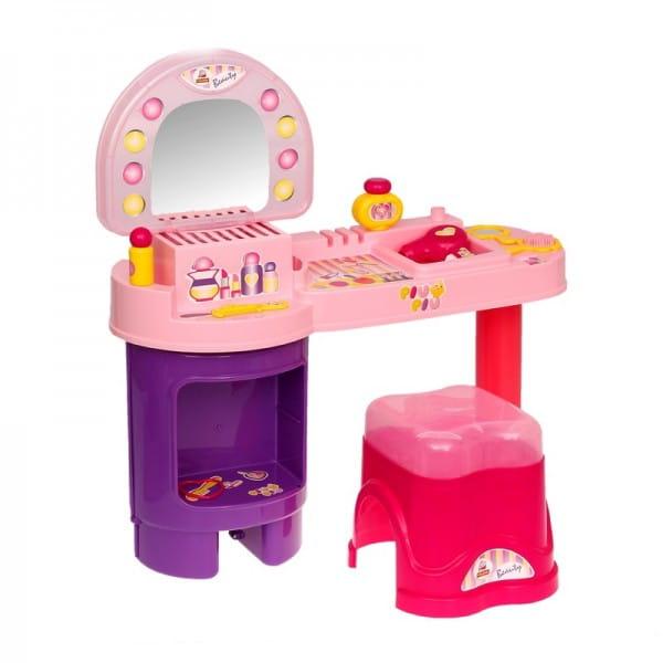 Купить Туалетный столик Palau Toys Салон красоты в интернет магазине игрушек и детских товаров