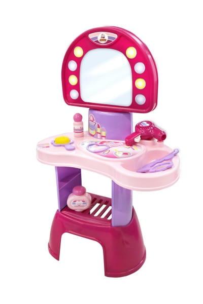 Купить Туалетный столик Palau Toys Салон красоты - Диана 2 в интернет магазине игрушек и детских товаров