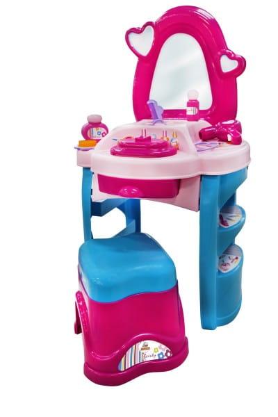 Купить Туалетный столик Palau Toys Салон красоты - Диана 3 в интернет магазине игрушек и детских товаров