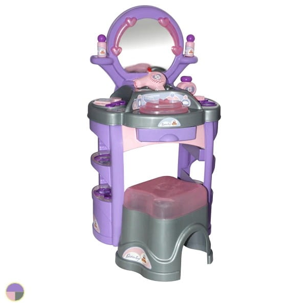 Купить Туалетный столик Palau Toys Салон красоты - Диана 4 в интернет магазине игрушек и детских товаров