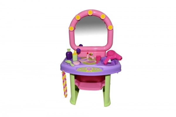Купить Мини-набор туалетный столик Palau Toys Салон красоты в интернет магазине игрушек и детских товаров
