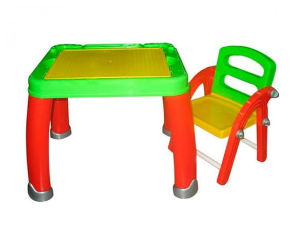 Набор мебели Palau Toys 43023_PLS Столик и стул