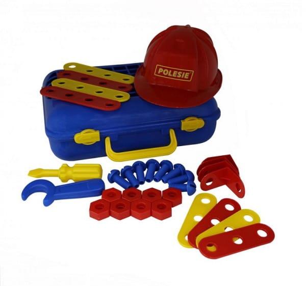 Игровой набор Palau Toys Механик в чемоданчике - 31 элемент