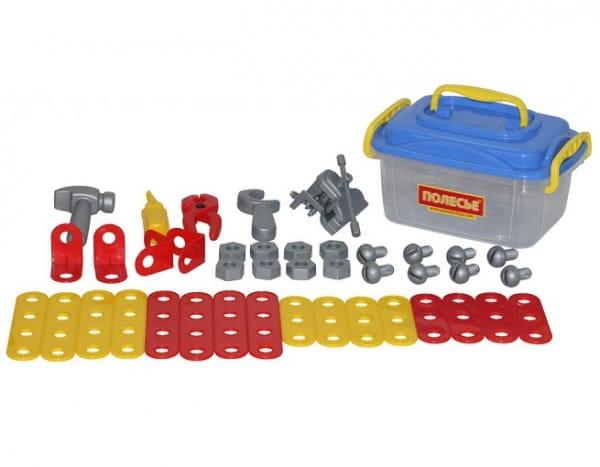 Игровой набор Palau Toys Механик - 41 элемент