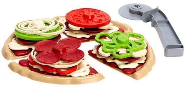 Купить Игровой набор Green Toys Приготовь пиццу в интернет магазине игрушек и детских товаров