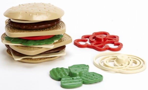 Купить Игровой набор Green Toys Приготовь сэндвичи в интернет магазине игрушек и детских товаров