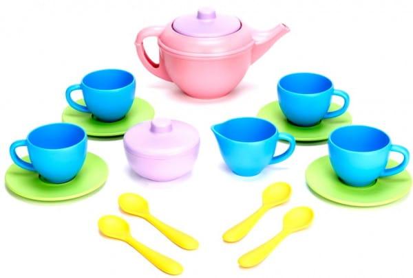 Купить Чайный набор Green Toys в интернет магазине игрушек и детских товаров