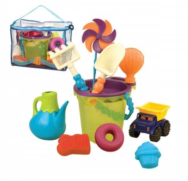 Купить Игровой набор B Summer в сумке - зеленый в интернет магазине игрушек и детских товаров