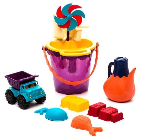 Купить Игровой набор B Summer в сумке - красный в интернет магазине игрушек и детских товаров