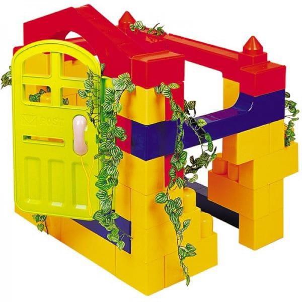 Игровой конструктор-домик Haenim Toy Big Block