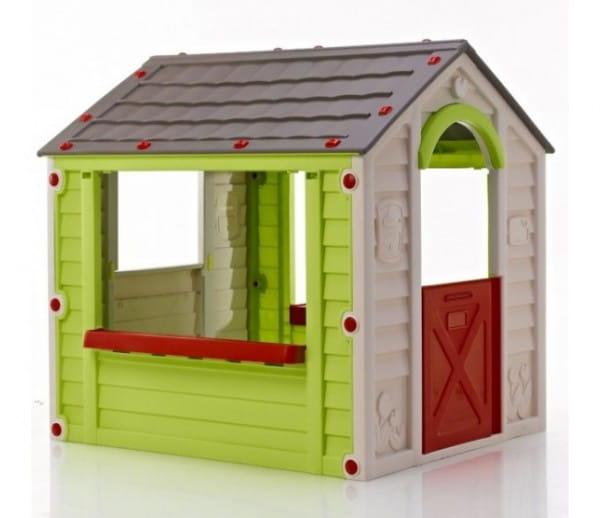 Купить Игровой домик Keter Холидей в интернет магазине игрушек и детских товаров