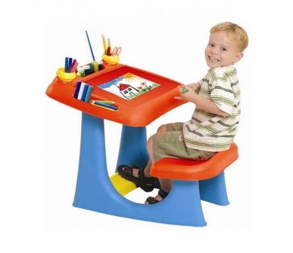 Набор мебели Keter KT-2806-B Столик для рисования Шелли - для мальчика