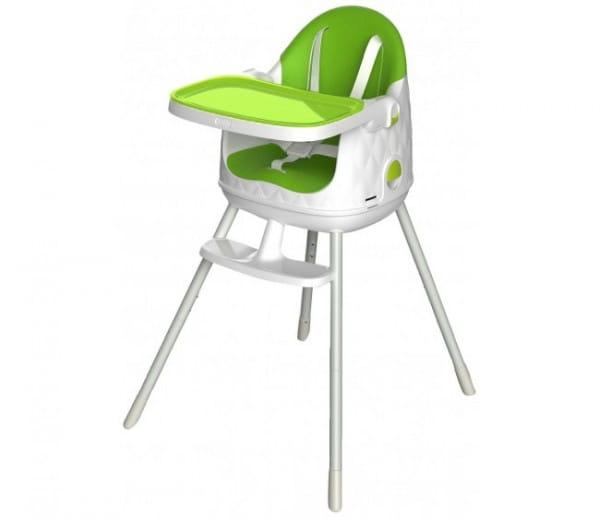 Купить Стульчик для кормления Keter - зеленый в интернет магазине игрушек и детских товаров