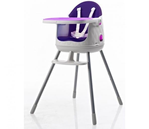 Стульчик для кормления Keter - фиолетовый