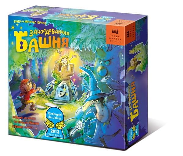 Купить Настольная игра Звезда Заколдованная башня в интернет магазине игрушек и детских товаров