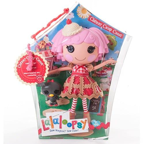 Купить Кукла Lalaloopsy Вишенка в интернет магазине игрушек и детских товаров