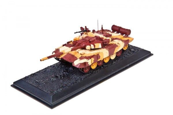 Сборная модель Звезда 2500з Ракетно-пушечный танк Т-90С