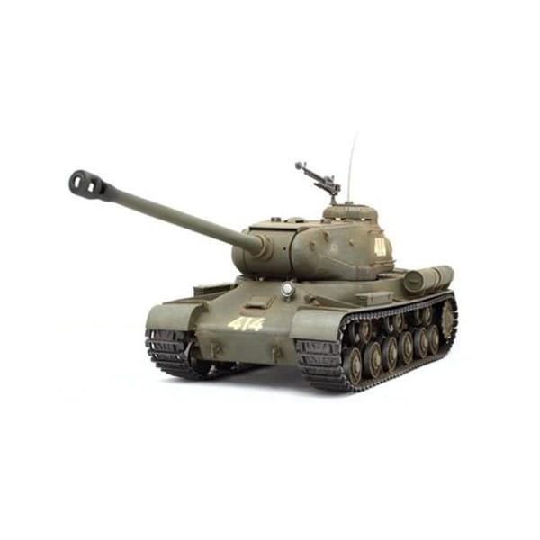 Сборная модель Звезда Советский танк ИС-2