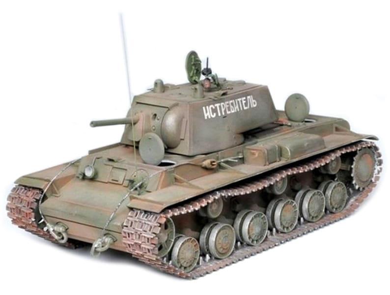 Подарочный набор Звезда 3539П Советский танк КВ-1