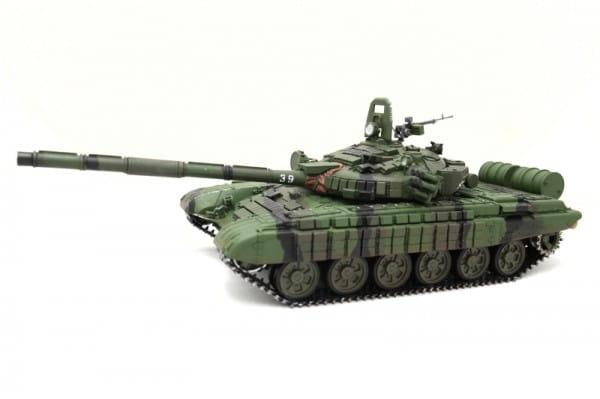 Сборная модель Звезда 3551з Танк с активной броней Т-72Б