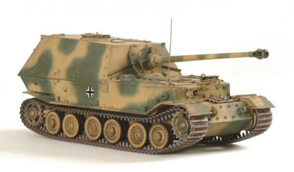 Купить Сборная модель Звезда Немецкая САУ Фердинанд в интернет магазине игрушек и детских товаров