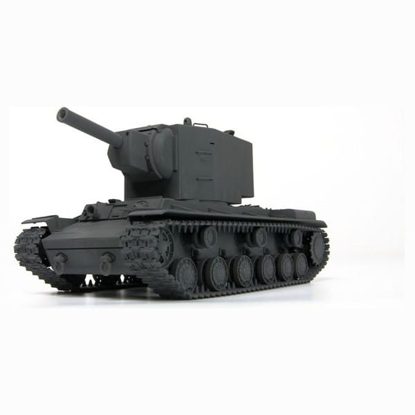 Сборная модель Звезда Советский тяжелый танк КВ-2