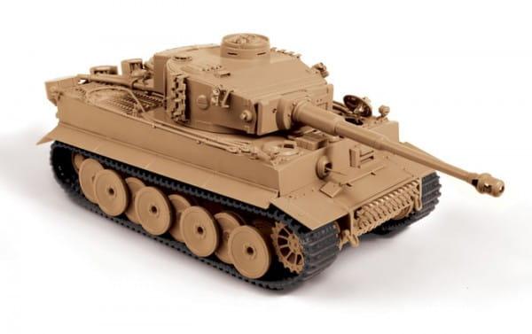 Купить Подарочный набор Звезда Немецкий тяжелый танк Т-VI Тигр 1/35 в интернет магазине игрушек и детских товаров