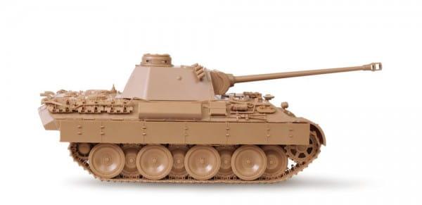 Подарочный набор Звезда Немецкий танк Пантера