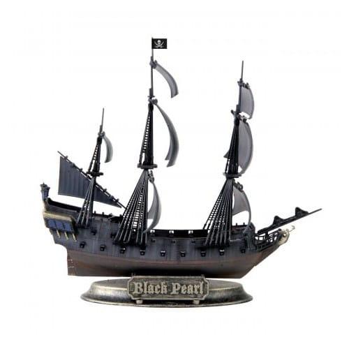 Сборная модель Звезда 6513з Черная жемчужина