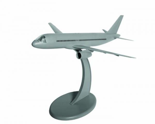 Сборная модель Звезда 7003 Пассажирский авиалайнер Аэробус А-320