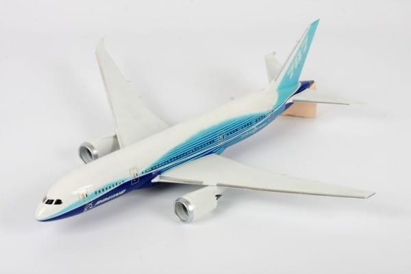 Сборная модель Звезда 7008 Боинг 787-8