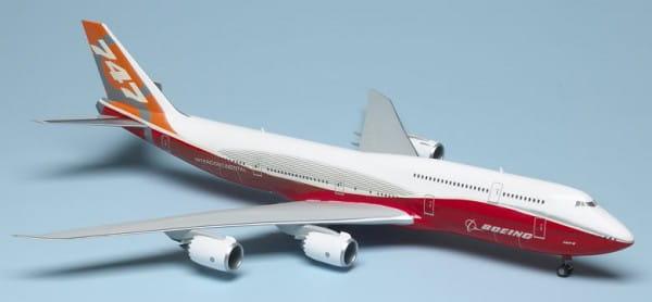 Сборная модель Звезда Боинг 747-8