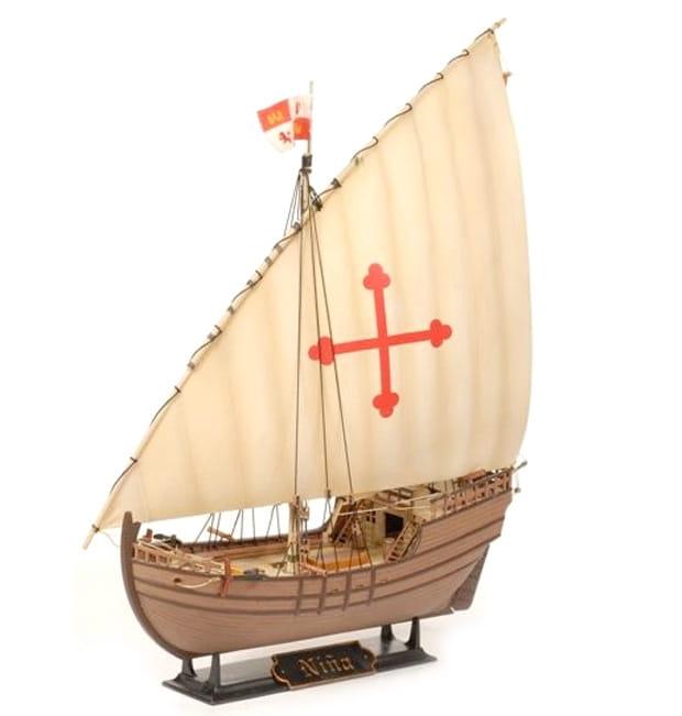 Сборная модель Звезда 9005з Корабль Нинья