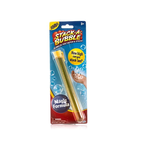 Игровой набор Stack-A-Bubble 280858 Застывающие Пузыри - 45 мл