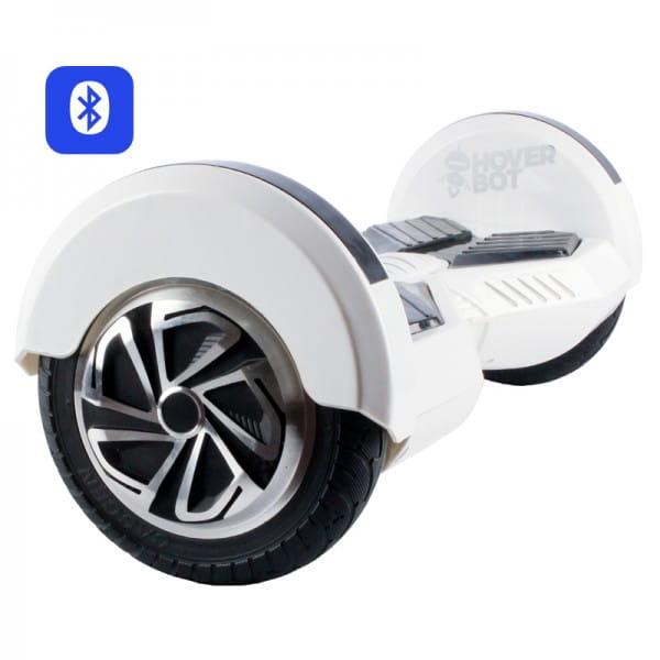 Купить Гироскутер Hoverbot А-7BT - белый в интернет магазине игрушек и детских товаров