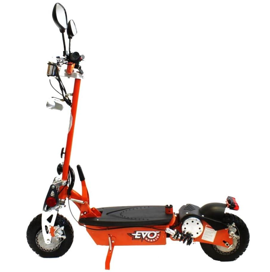 Электросамокат Evo во637 E-1000 - красный